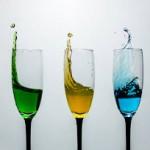 Kék pezsgő